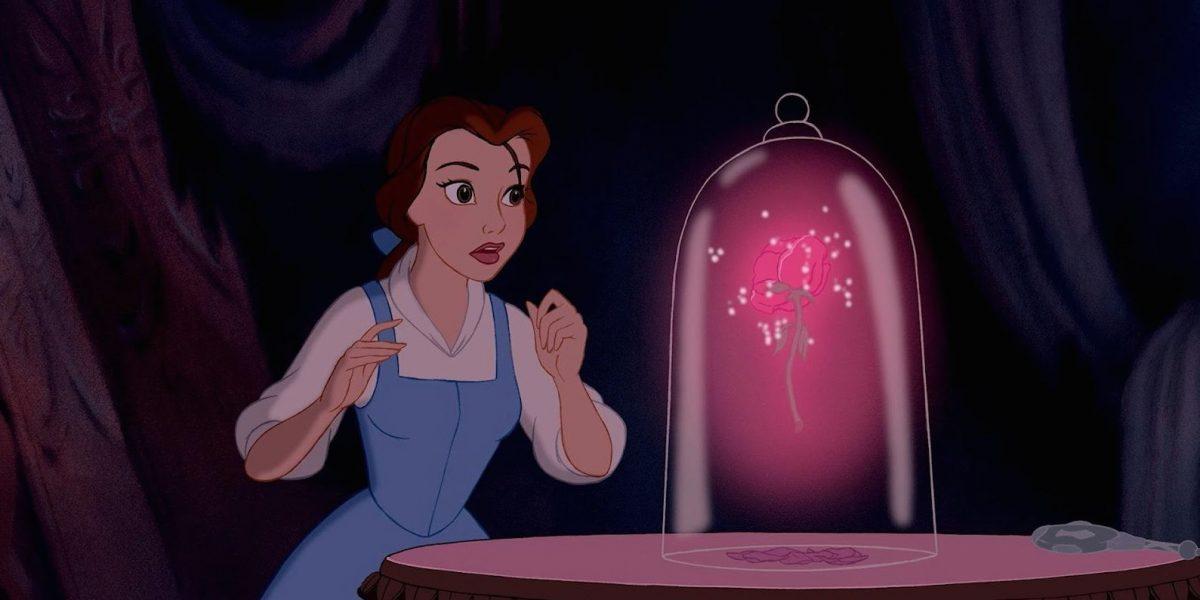 Disney lanza vaso inspirado en la rosa de