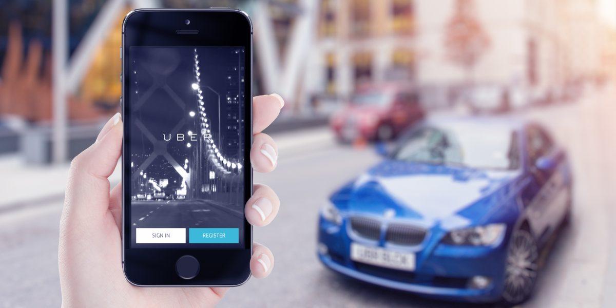Con esta aplicación Uber burla a las autoridades