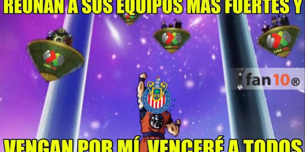 Los memes de la jornada 9 del Clausura 2017