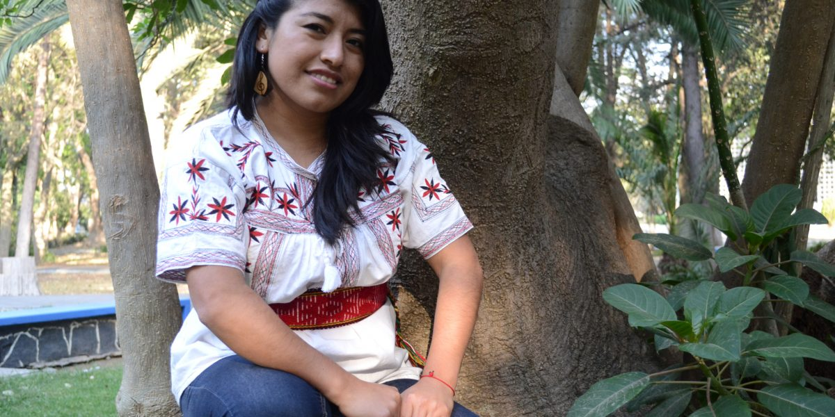 Soprano indígena sorprende con música en lengua mixe