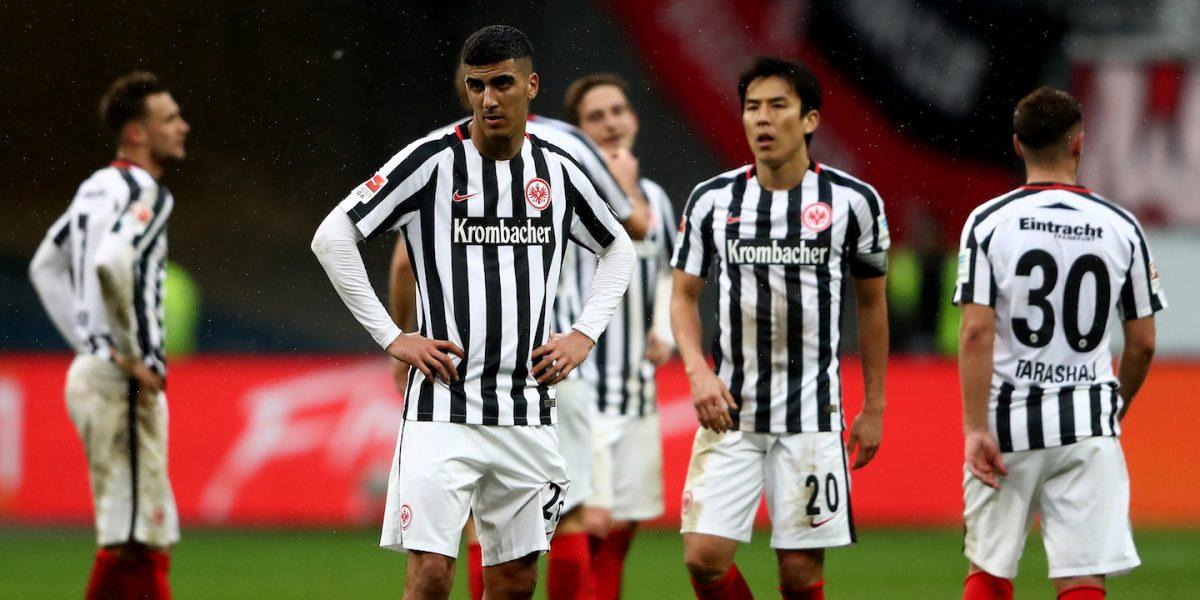 El Frankfurt cae en la Bundesliga sin Marco Fabián