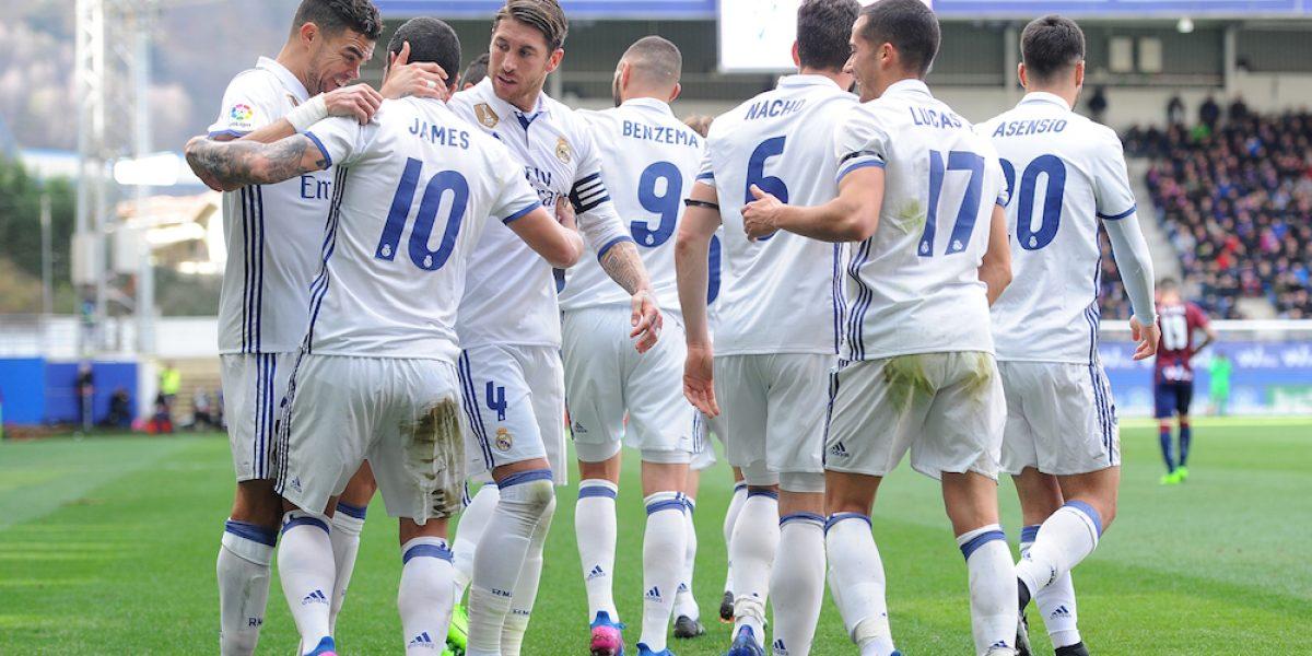 Real Madrid celebra 115 años de grandeza