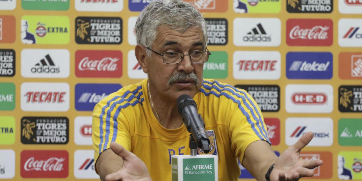 Es prematuro hablar de una calificación en Tigres: Ricardo Ferretti