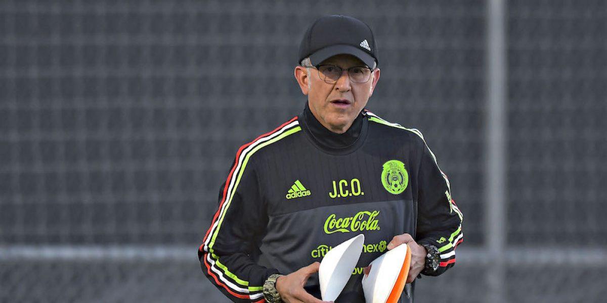 Osorio afirma que el Tri debe confirmar que es potencia en la Concacaf