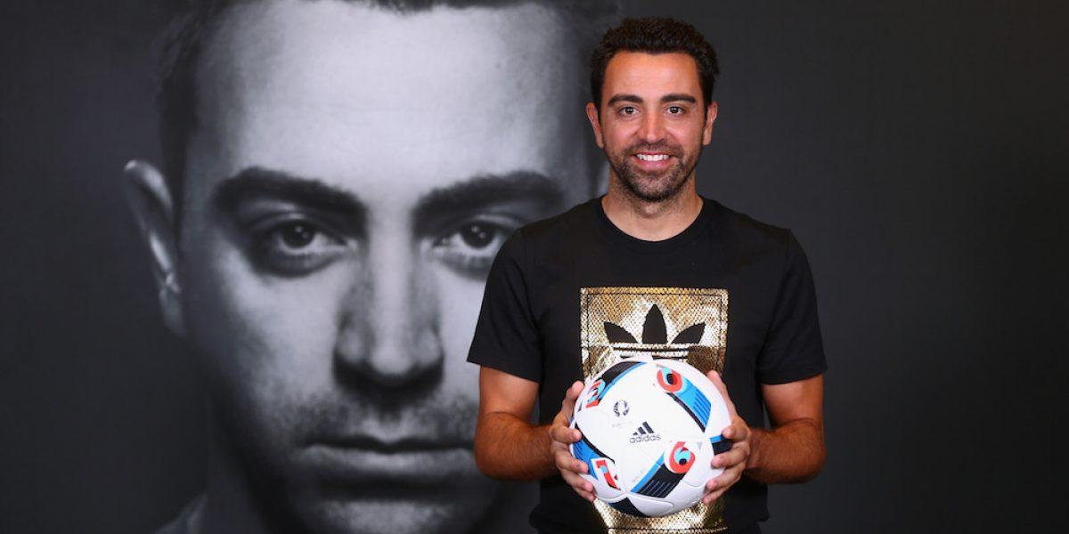 Xavi Hernández sueña con ser entrenador del Barcelona