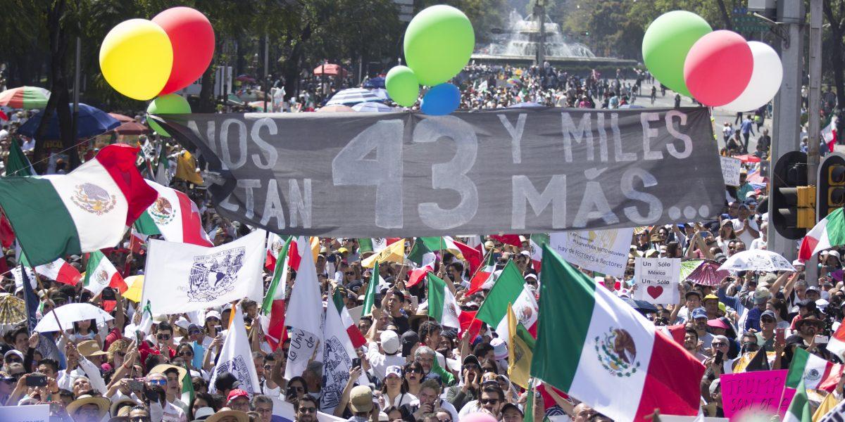 Al menos 4 marchas afectarán vialidades en la CDMX
