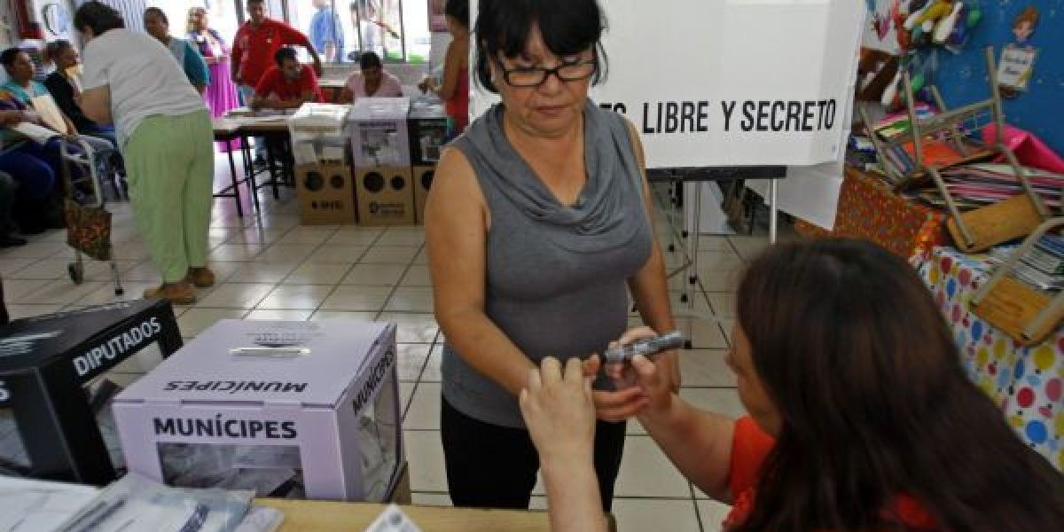 Voto femenino, decisivo en las elecciones de la CDMX