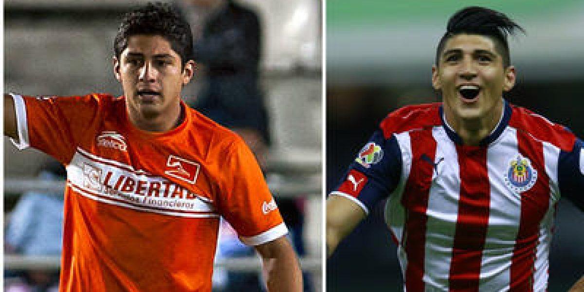 Alan Pulido y su hermano apuestan previo al Chivas vs. Correcaminos