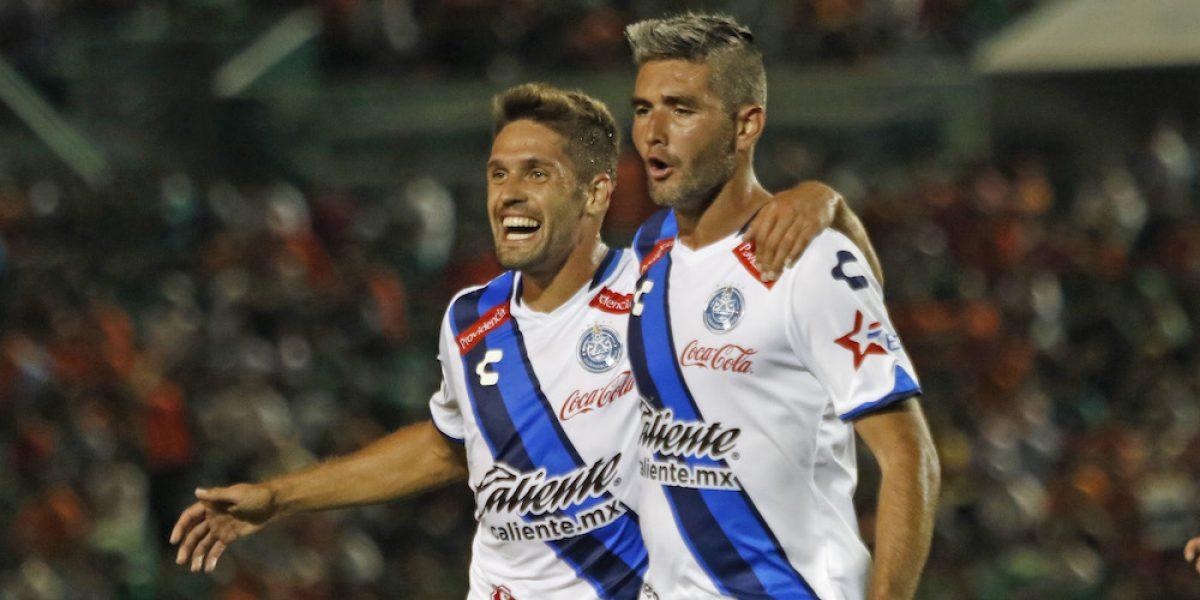 Puebla deja fuera a los Jaguares en los octavos de la Copa MX