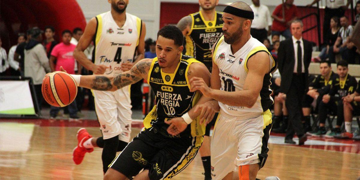 Fuerza Regia y Soles van por la victoria y final de Baloncesto Profesional