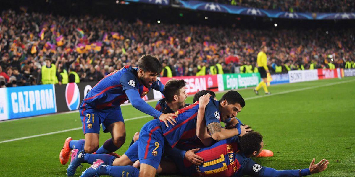 ¡La más grande hazaña de Europa! El Barça firmó una agónica remontada y avanzó en Champions