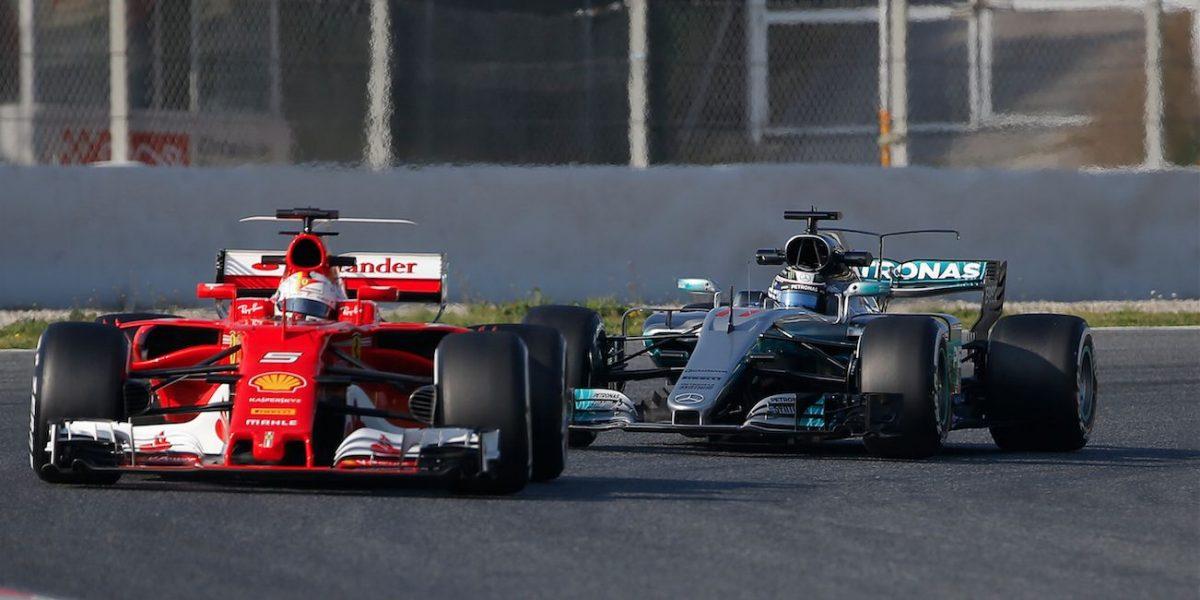 Vettel logra la mejor vuelta de Ferrari en pretemporada