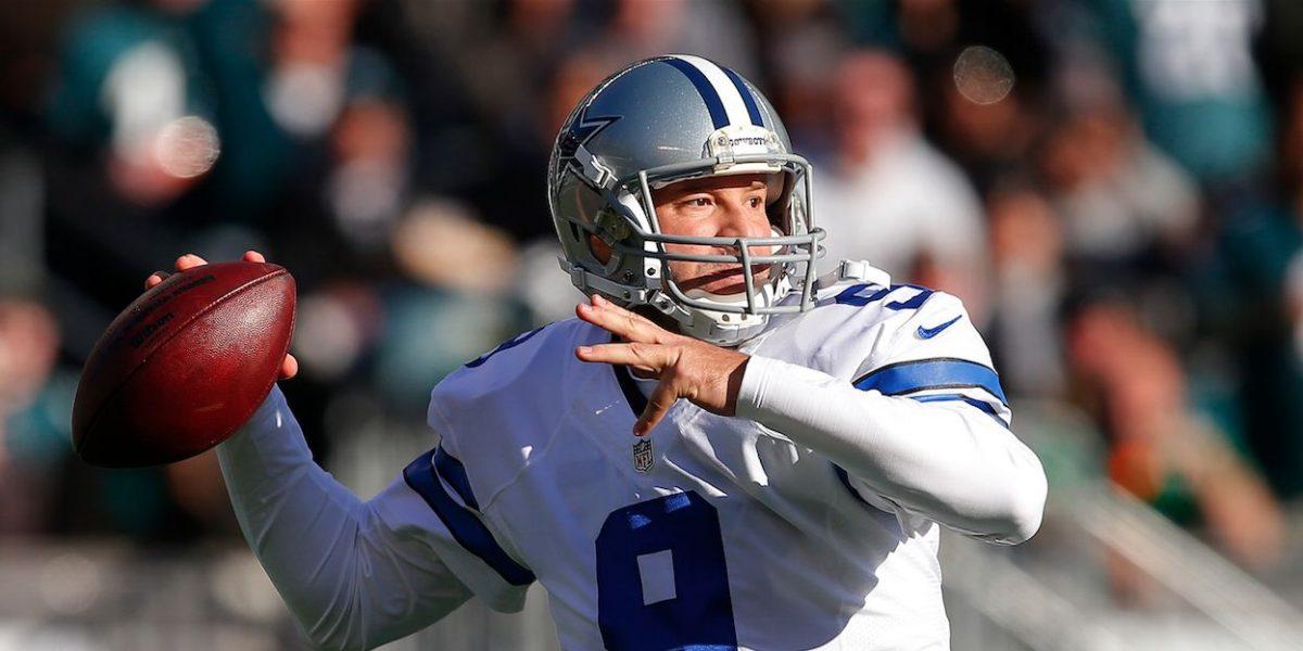 Dallas buscará negociar pase de Tony Romo a los Broncos