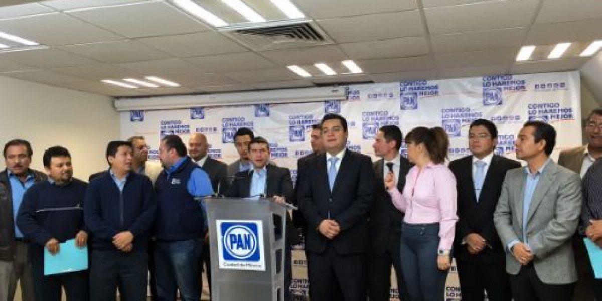 PAN-CDMX apoyará a Vázquez Mota en elección de EdoMex
