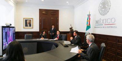 Expresan Colombia, Chile y Perú solidaridad con México