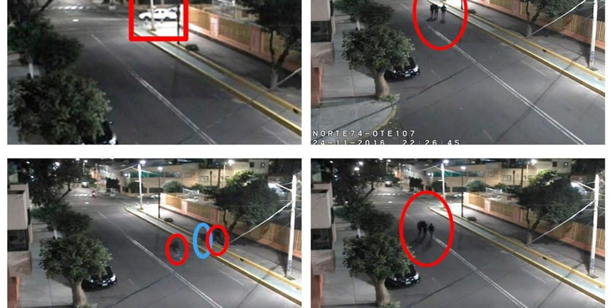 VIDEO: Secuestran a menor de edad en menos de un minuto en GAM