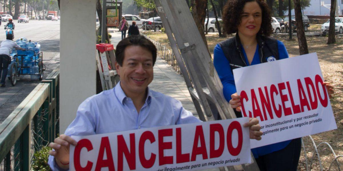 #Confidencial: Gómez del Campo y Delgado van contra Autotraffic