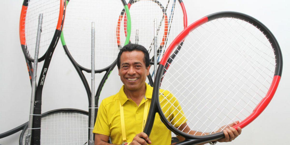 La mente maestra detrás del Abierto Mexicano de Tenis