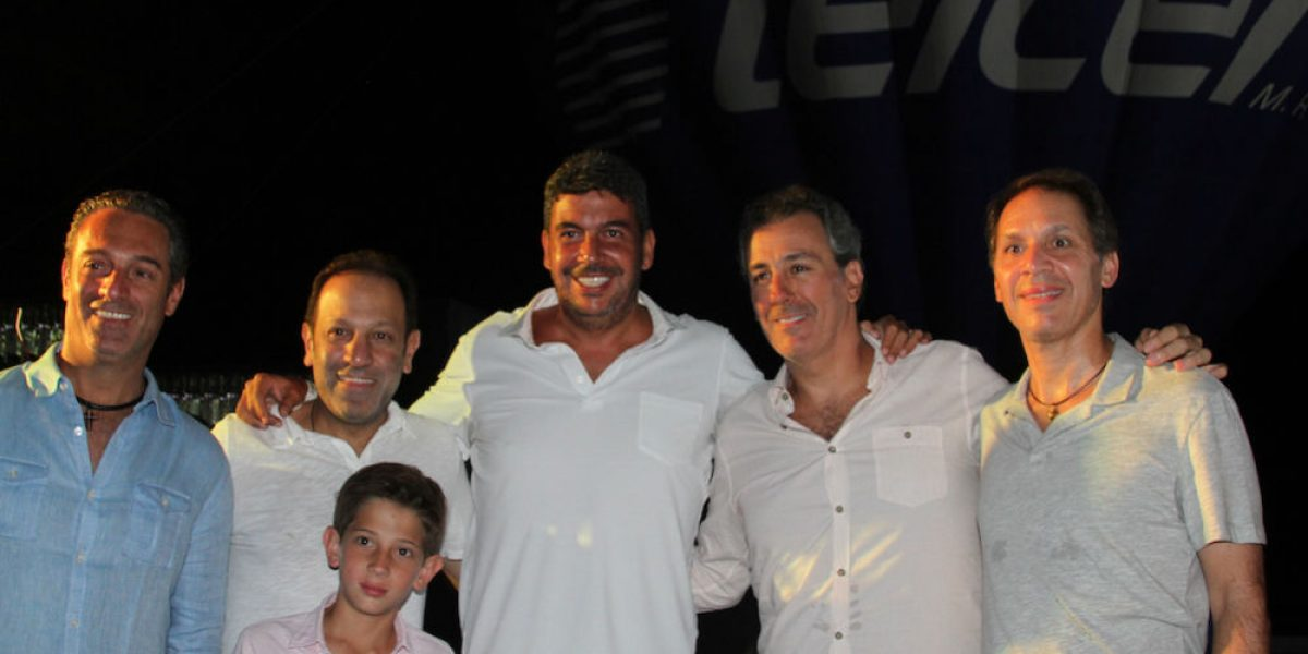 FOTOS: Así se vivió la gala del Abierto Mexicano de Tenis