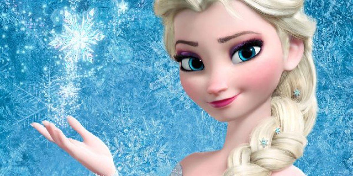 Esta es la razón por la que las princesas Disney visten de azul