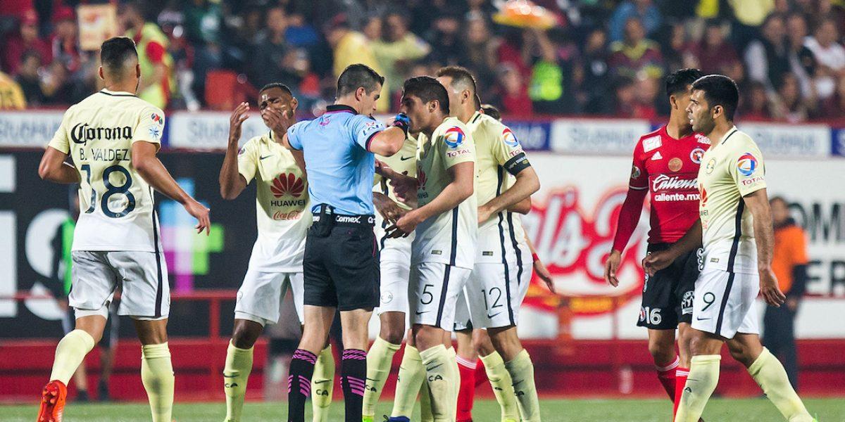 VIDEO: ¿Por qué los árbitros no pitaron la Jornada 10?