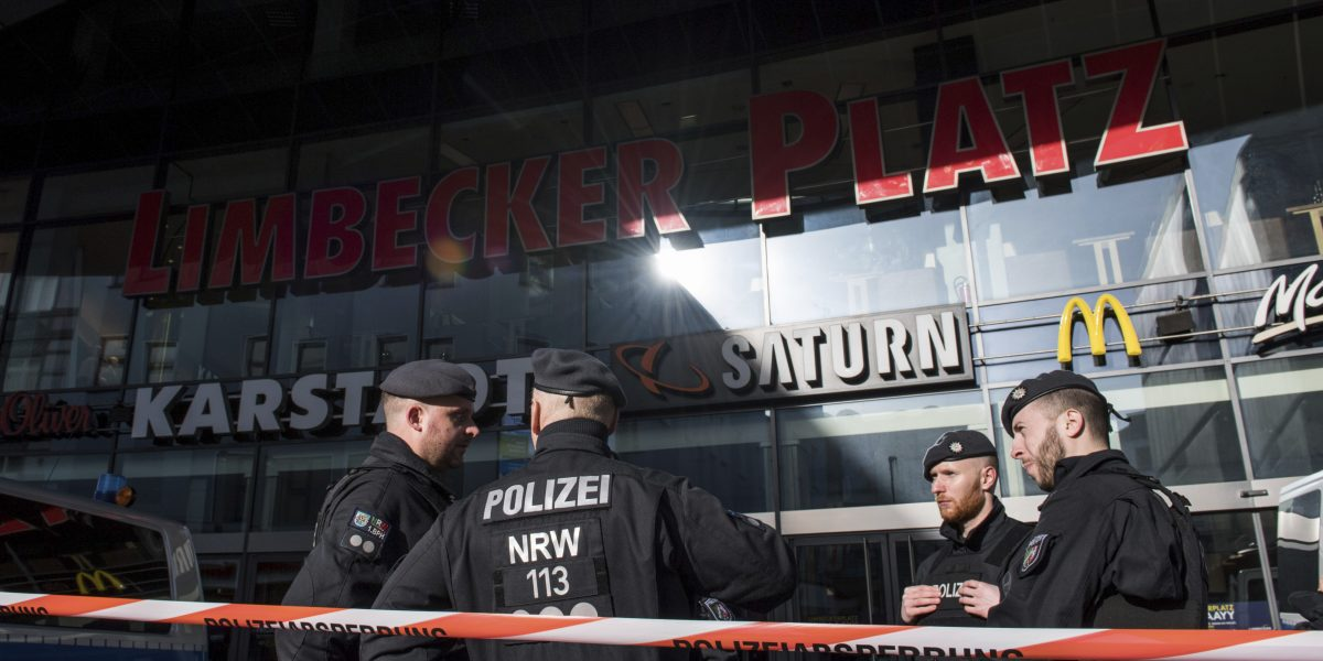 Amenaza de ataque genera movilización policial en Alemania