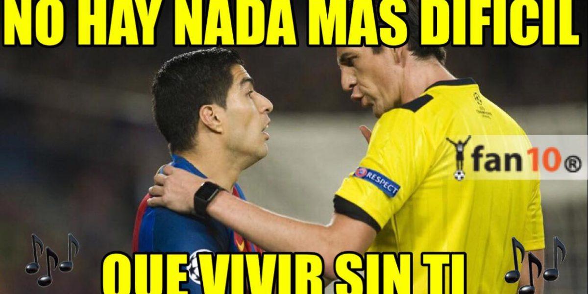 Memes: Barcelona pierde en la Liga y es objeto de burlas en redes sociales