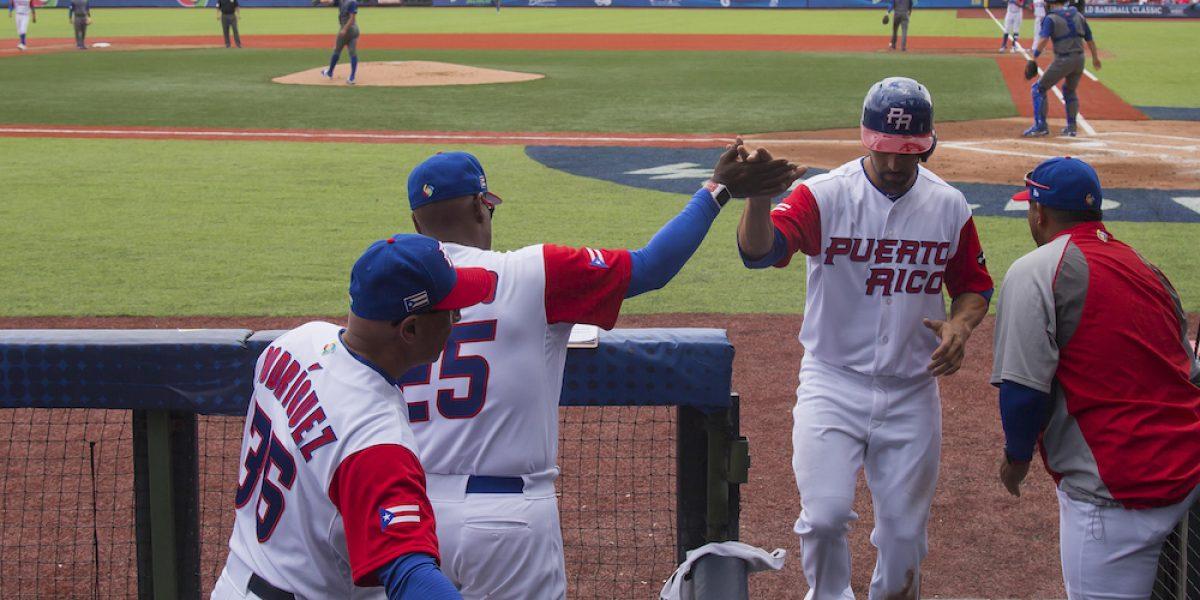 Puerto Rico le da esperanzas a México en el Clásico Mundial de Beisbol