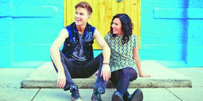 Matt and Kim: Listos para poner a bailar a regios en el Pal Norte