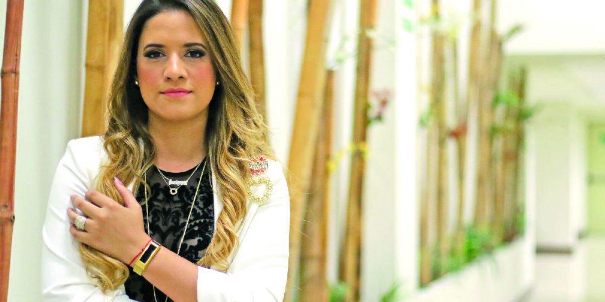 Nathalie Hazim: Revierte con su música imagen negativa de inmigrantes