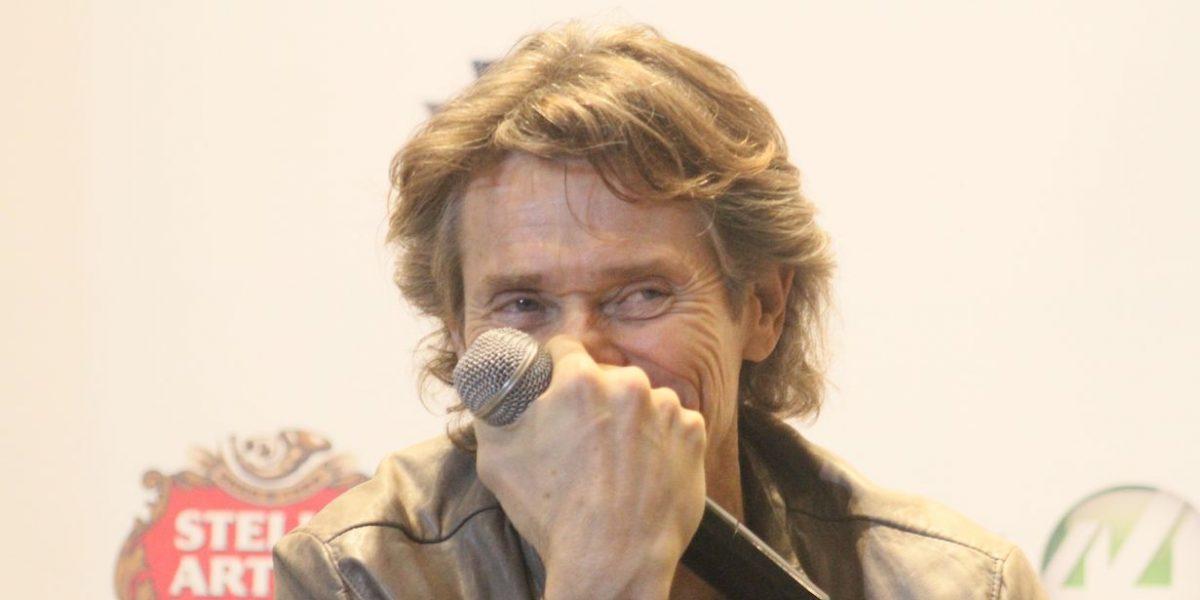 Willem Dafoe deja su mejor cara en el FICG