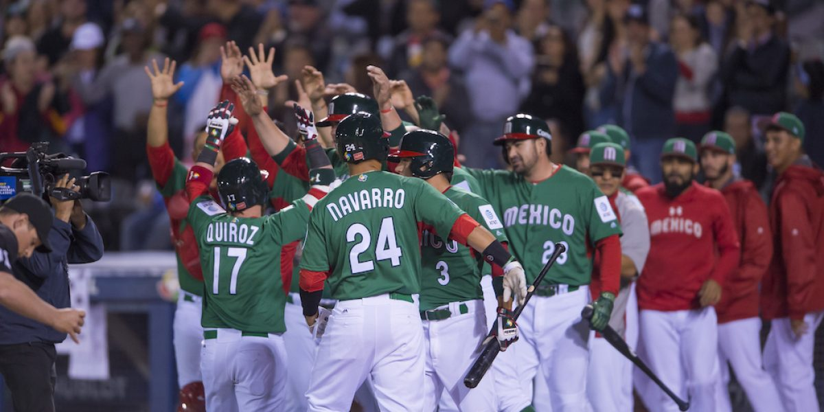 México jugará el desempate contra Italia en el Clásico Mundial