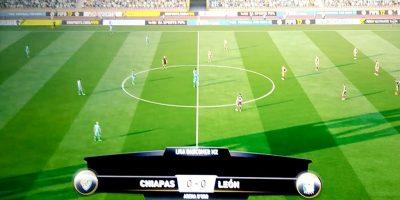 Jaguares retó al León a una partida en el FIFA 17