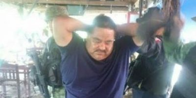 Capturan a El Chanda, líder criminal en Michoacán