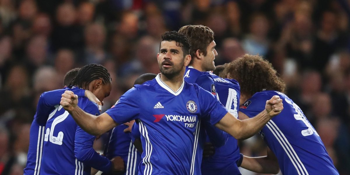 Chelsea elimina al Manchester United de la FA Cup