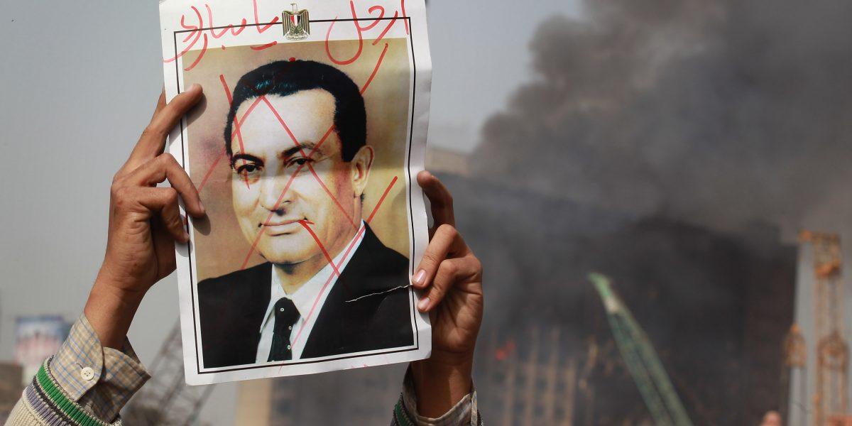 Hosni Mubarak, ex dictador de Egipto, quedará en libertad