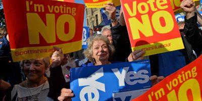 Sturgeon va por un nuevo referéndum sobre independencia de Escocia