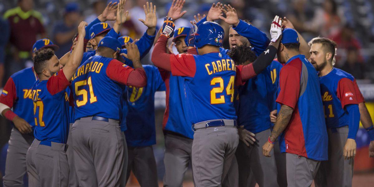 Venezuela gana el desempate a Italia 4-3 y avanza en el Clásico Mundial