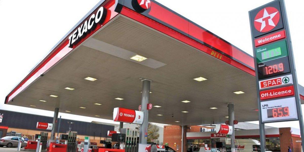 Se aplaza llegada de gasolineras Texaco a México