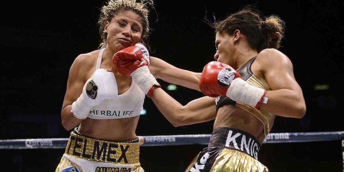 Habrá función de box en el Zócalo de la Ciudad de México