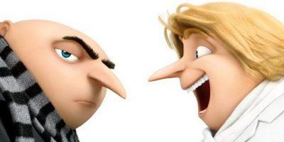 Gru conoce a su gemelo en el trailer de 'Despicable Me 3'