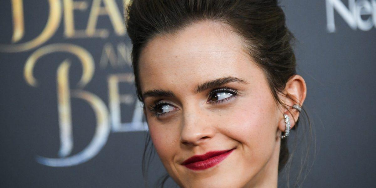 Filtran imágenes íntimas de Emma Watson y otras celebridades