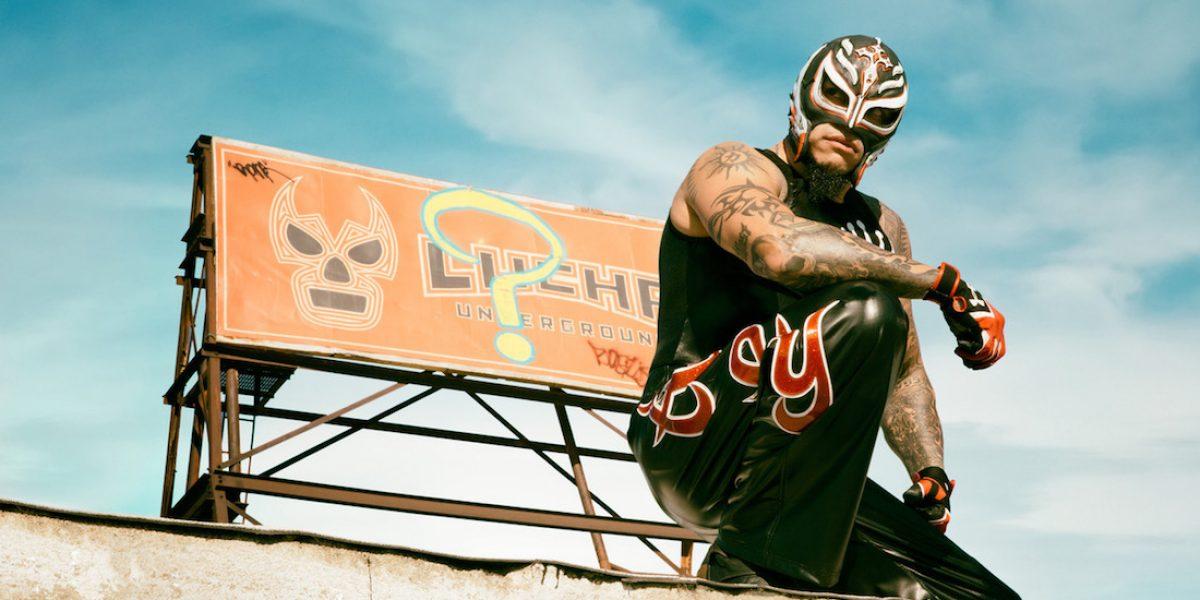 ¡Llegan los superhéroes del ring! Lucha Underground ya está disponible en México