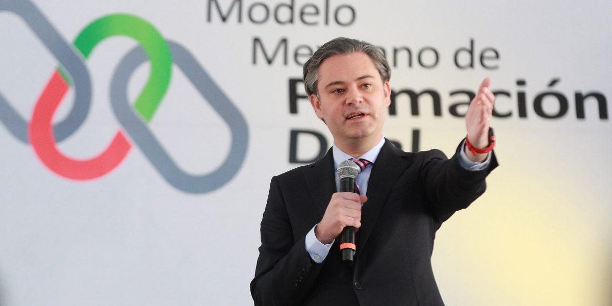 Nuevo modelo garantiza inclusión de todos a educación de calidad: Nuño Mayer
