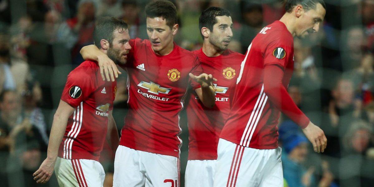 El United y el Celta avanzan a los cuartos de la Europa League