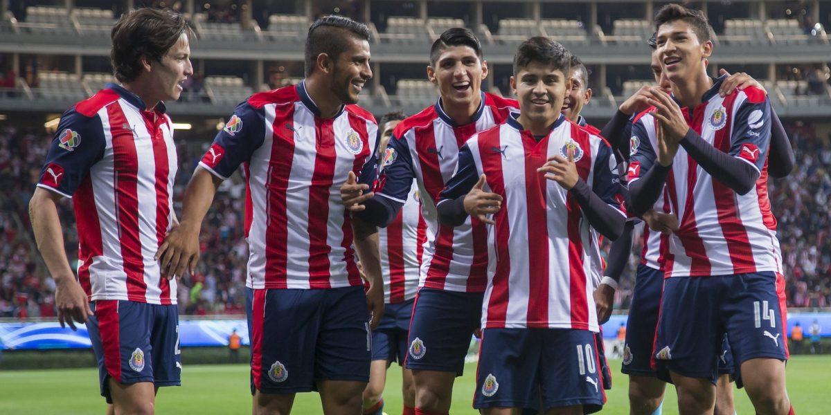 Así festejó Chivas su pase a la Semifinal de la Copa MX