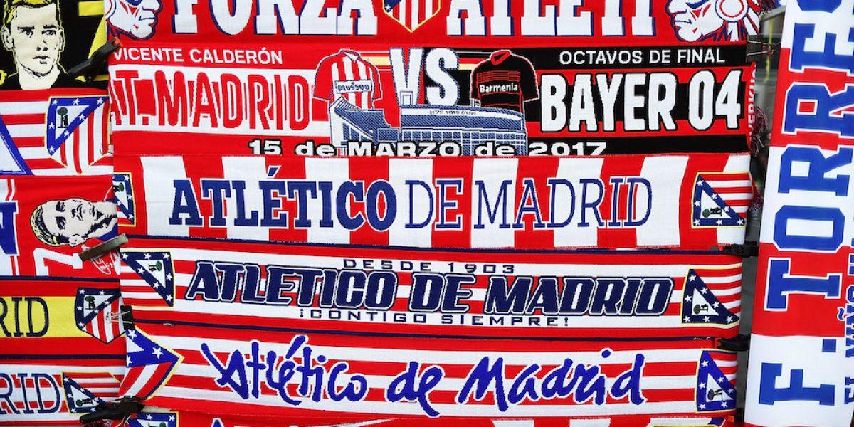 Atlético de Madrid tendrá franquicia en México