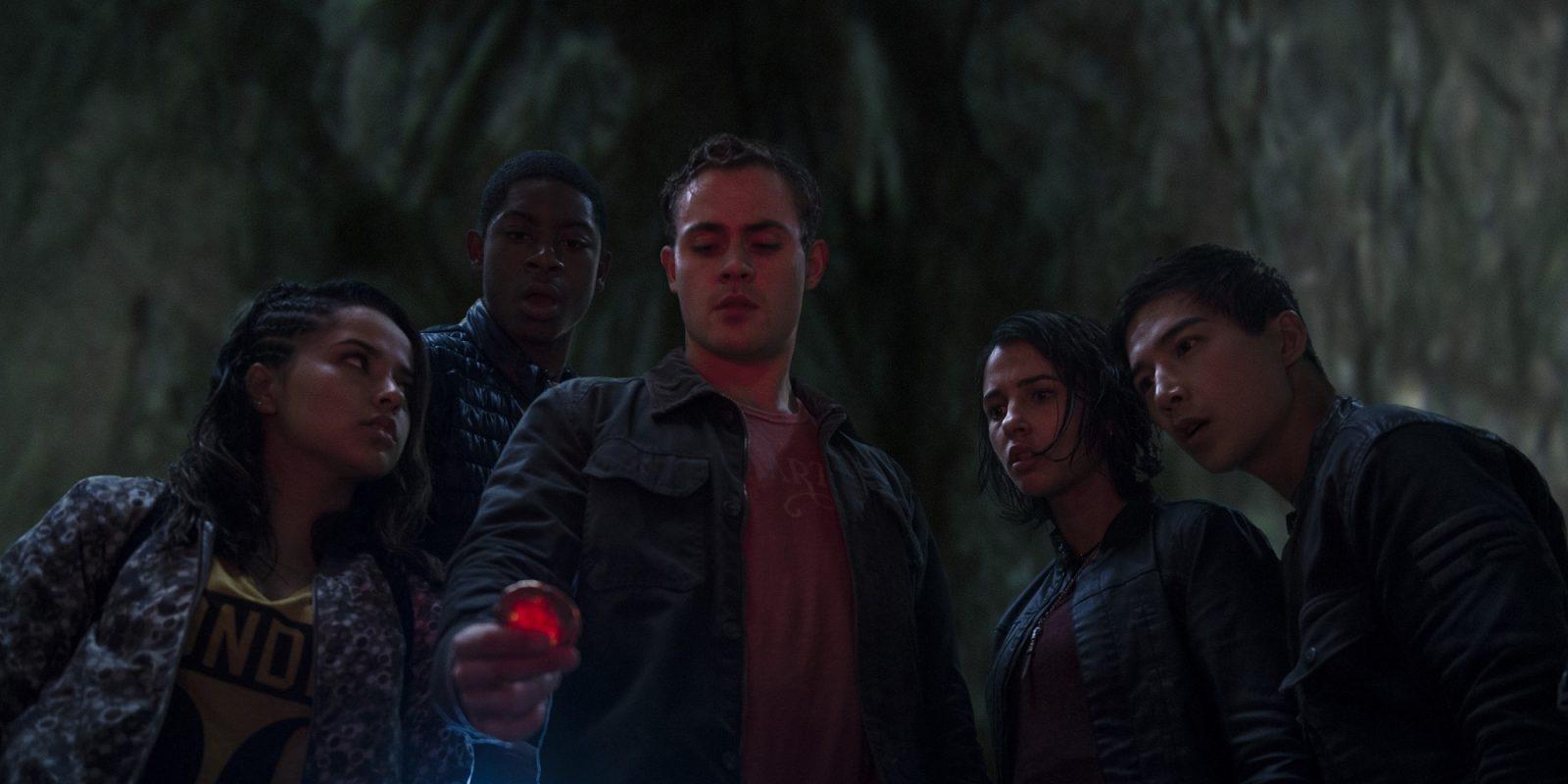 Ellos son los nuevos Power Rangers.. Imagen Por: Cortesía