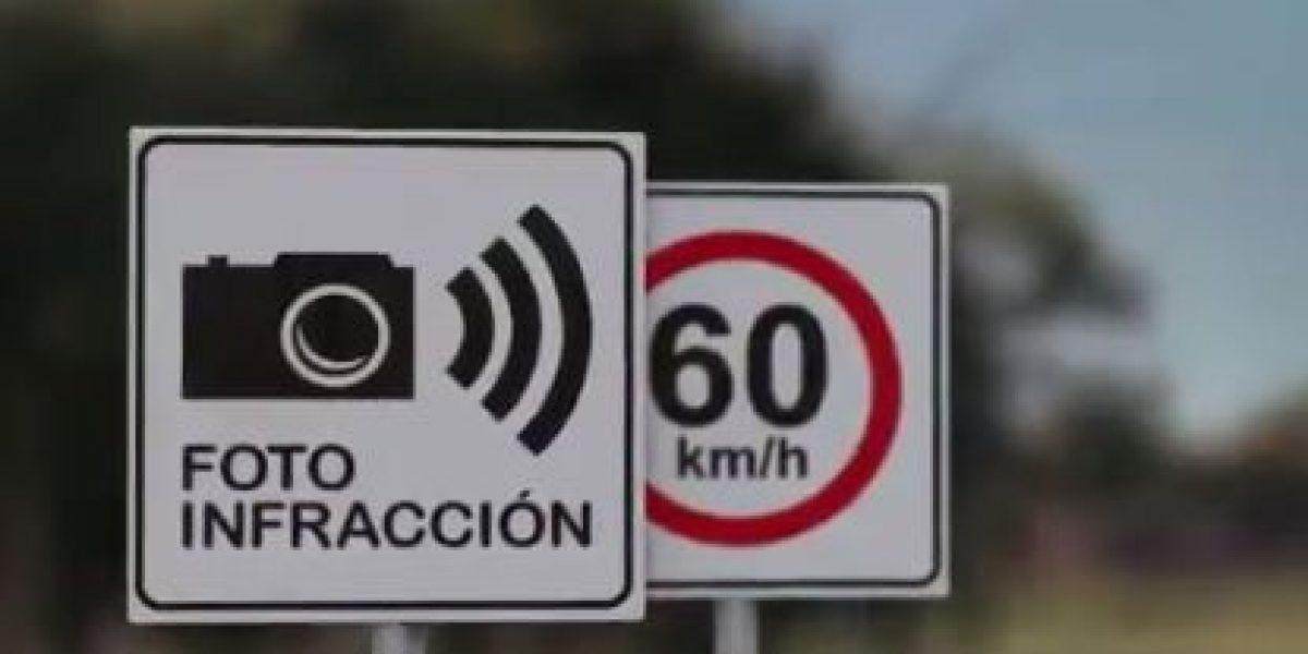 Inician pruebas de fotomultas en Guadalupe