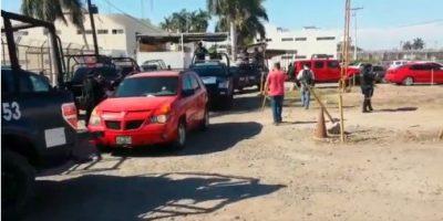 Hijo de 'El Azul' se fuga; no duró ni dos meses preso